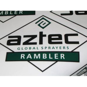 Rambler Decal