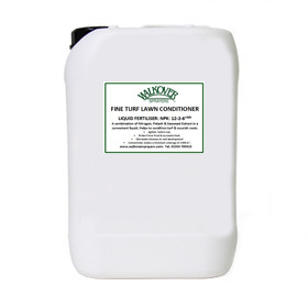 Walkover  Fine Turf Lawn Fertiliser            (10 Litres )