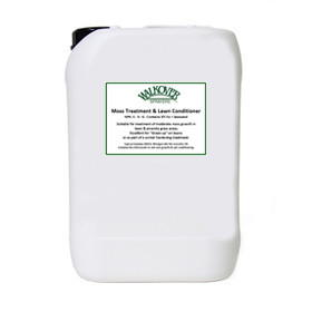 Walkover Moss Treatment and Lawn Tonic  (10 Litres)