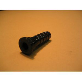 Hose Shank Black ABS