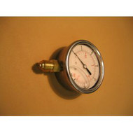 Sprayer Spare Parts, Greenkeeper Spare Parts - Pressure Gauge - 3""