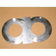 Sprayer Spare Parts, Rambler Spare Parts - Stainless Steel Shim (Siteline)